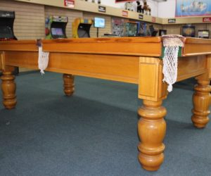 2nd Hand Half Size Oak Table