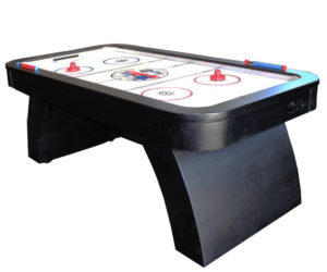 Airhockey tables for hire