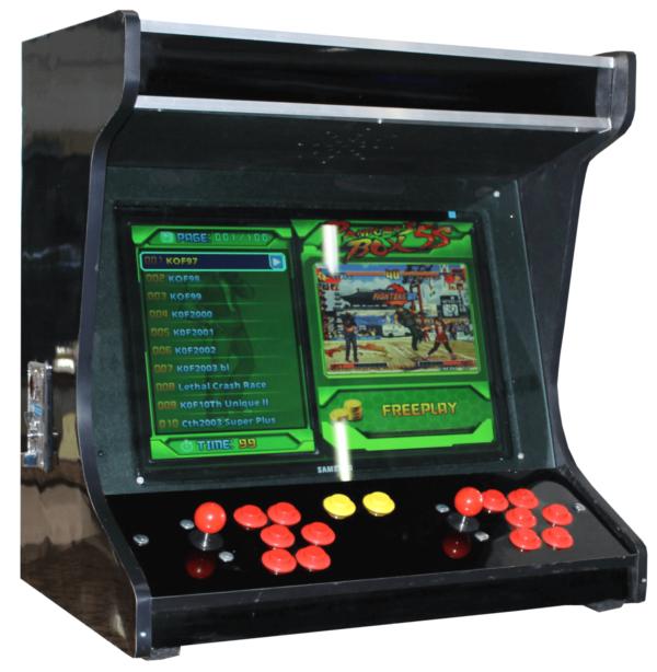 Table Top Arcade Machine