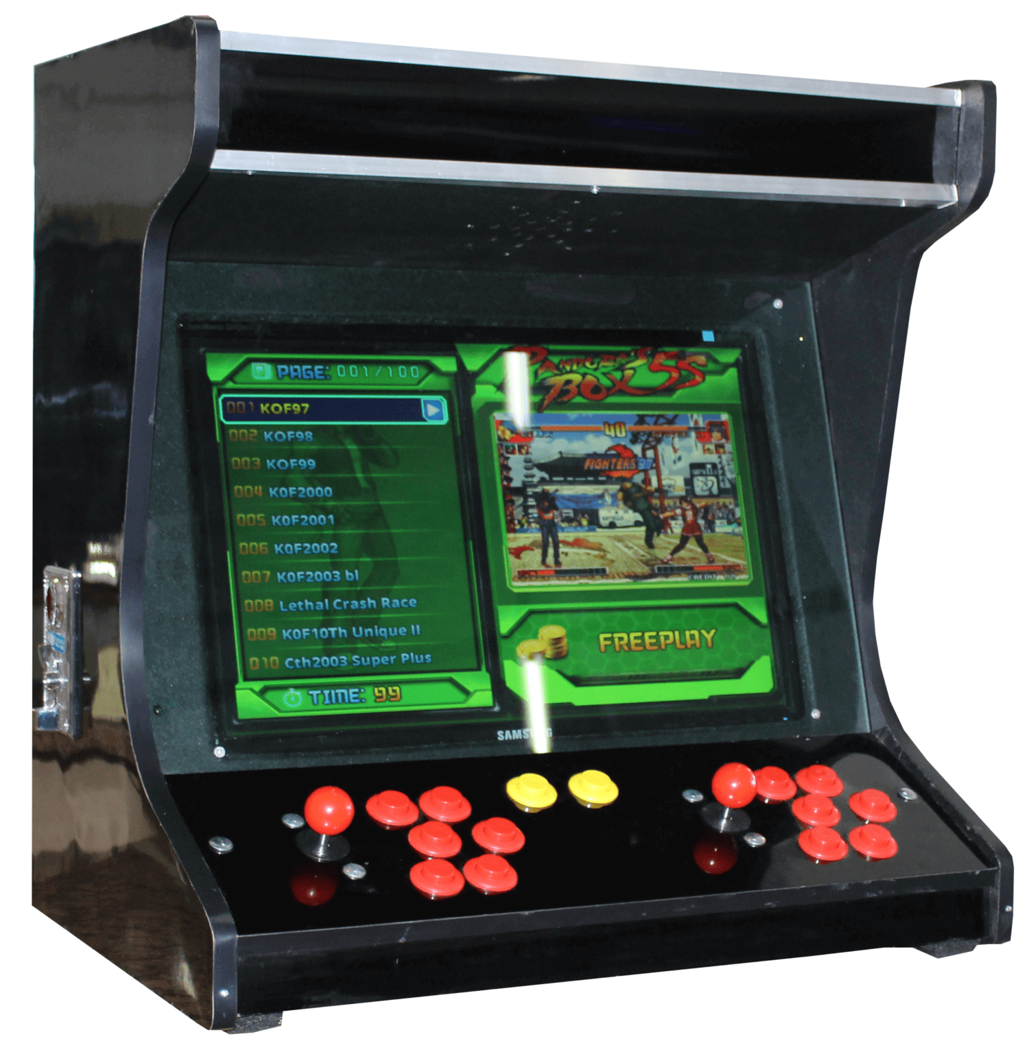 Table Top Arcade Machine With 177 900 Games Arcade Machines