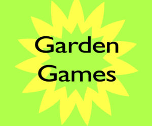 Giant Garden Games for hire